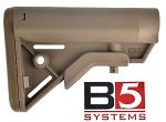 B5 Systems SOPMOD BRAVO Buttstock Stock  * Flat Dark Earth *