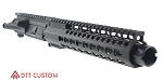 "Davidson Defense ""Galaxy"" AR-15 Pistol Upper Receiver 8.5"" .300 Blackout 4150 CMV 1-8T Heavy Barrel 10"" KeyMod Handguard (Assembled or Unassembled)"