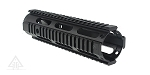 "Omega Mfg. Quad Rail Series  9"" Free Float Handguard"