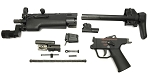 Used .40 cal Mp5 Navy Kit  Excelent Condition All German With Rare 4 position ambidextrous trigger pack (0,1,2,F (Is Date code)