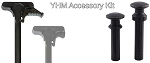 Yankee Hill YHM Deluxe Accessory Kit (Comes With Charging Handle & Extended Take Down Pins)