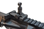 Genuine knights Armament Folding Micro Rear Sight, 200-600 Meter Adjustable - Used Good Condition