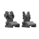 Trinity Force Enhanced Aluminum Flip-Up Back-Up Sight Set  (Very Very Good Quality)