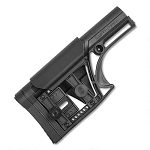Luth-AR AR-15 Modular Buttstock Assembly Polymer Black