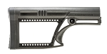 LUTH-AR MBA-2 Skullaton Rifle Buttstock - Black