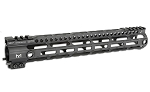 Midwest Industries AR-15/M16 Ultra Lightweight M-LOK Free Float Handguard 12