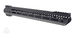 "Davidson Defense AR-15 ""Avalon"" 15"" MLOK Handguard Slant Port"