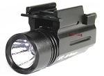 Vector Optics Meteor Tactical Pistol Cree Led Flashlight + Quick Release Mount