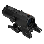 VISM ECO Mod.02 Urban Tactical Reticle Green Laser Scope with Navigation Lights