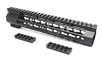 Davidson Defense AR-15 Free Float Keymod Trapezoid Super Slim Handguard - 10