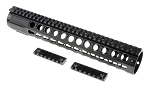Omega Mfg AR-15 #78 Key Mod KeyMod Free Float Quad Rail 12