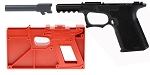 Compact 9mm Glock 19 Polymer 80 Black Frame/Barrel Kit Includes 80% Frame & Nitride Barrel