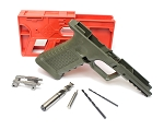Polymer 80 Glock 80% OD Green Pistol Kit Includes Jig & Tools EZ To Build Super HOT !!
