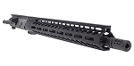 "Davidson Defense ""Puffer Fish"" AR-15 Upper Receiver 16"" 7.62x39 4150 CMV H-BAR 1-10T Barrel 15"" M-Lok Handguard (Assembled or Unassembled)"