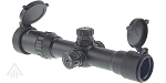 Halcyon Sniper Tactical Rifle Scope 1-4X28 Etched Horseshoe Glass Reticle