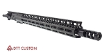 "Davidson Defense ""Sea Wasp"" AR-15 Upper Receiver 20"" Ultra-Match 6.5 Grendel 4150 CMV H-BAR 1-8T Barrel 19"" M-Lok Handguard (Assembled or Unassembled)"