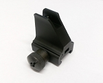 Low Profile Solid AR Front Sight A2 Square Post Picatinny Mount