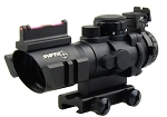 Sniper Tactical 4x32mm Prismatic Scope