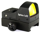 Vector Optics Sphinx High-Quality Mini Red Dot Scope Sight for Pistol and Rifle