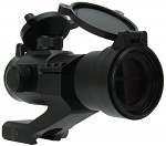 TacFire 1x30 Tri-Illuminated Red Dot Sight w/ Cantilever Mount **Perfect For Ar-15 Rifles***