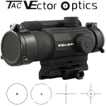 Vector Optics Tempest 1x35 Tactical Milspec 4 Reticle Red Dot Reflex Sight Scope