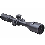 Trinity Force 3-9x42 Assualt Series Riflescope, Matte Black with Mil-Dot Reticle, 1