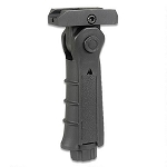 Leapers UTG AR-15 Ambidextrous Foldable Five Position Black Foregrip