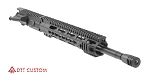 "DTT Customs Elite Series ""Wolf Spider"" AR-15 Featuring Aero Precision Upper Receiver 16"" Ballistic Advantage 5.56 NATO 1-7T QPQ Nitride Barrel 12"" KeyMod Handguard"