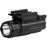 Quick Release Lumen LED Cree-Powered Pistol Flashlight Light