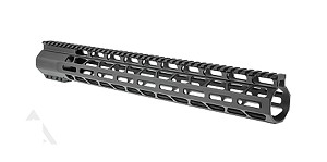 "LR-308 High Profile DMPS Free Floating 17"" Slim Handguard"