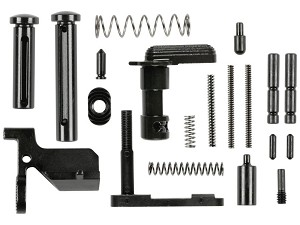 US Tactical LR-308 Customizable Lower Receiver Parts Kit
