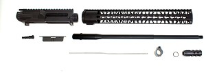 "Davidson Defense Ar Lr-308 .308 Ultimate Upper Rifle Kit 20"" Extreme Duty Nitride Barrel 15"" Ultra Slim Keymod Handguard"