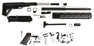 Davidson Defense DIY 7.62x39 Carbine Builder Kit, Everything but the Lower and BCG!