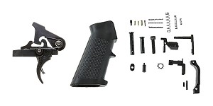 Delta Deals Trigger Upgrade Kit Featuring Geissele Automatics 2 stage trigger, KAK AR-15