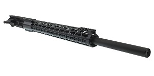 "DTT Customs ""Beefalo"" AR-15 Featuring Aero Precision Upper Receiver 24"" Ultra-Match .223 Wylde 1-8T 4150 CMV Heavy Bull Barrel 17"" KeyMod Handguard (Assembled or Unassembled)"