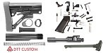 Delta Deals AR-15 Trinity Force Omega Stock Finish Your Build Kit