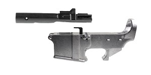 Delta Deals AR-15 9mm 80% Lower + 9mm BCG