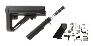 Delta Deals UTG Pro AR-15 Finish Your Lower Rifle Kit