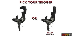 Hiperfire Pick Your AR-15 Trigger (Sharp Shooter or Marksman) Limited Time Price