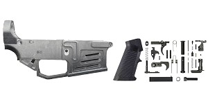 Delta Deals Mercury Precision AR-15 80% Billet Lower Receiver + KAK Industries LPK