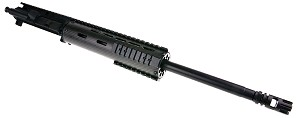 "Davidson Defense 16"" AR-15 Melonite 1-7 .223 Wylde Assembled Upper W/ 9'' Inch Carbine Length Carbon Fiber Free Float Quad Rail Handguard"