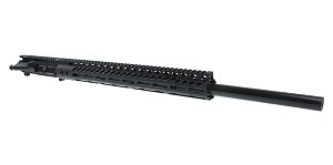 "Davidson Defense ""Devil's Garden"" AR-15 Upper Receiver 24"" Ultra-Match .223 Wylde 4150 CMV 1-8T Heavy Bull Barrel 16.5"" M-Lok Handguard (Assembled or Unassembled)"