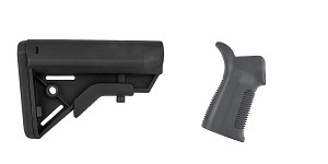 Delta Deals Stock and Pistol Grip Furniture Set: Featuring Davidson Defense + Trinity Force