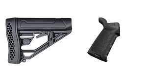 Delta Deals Stock and Pistol Grip Furniture Set: Featuring Adaptive Tactical + Magpul