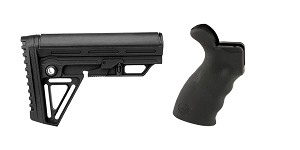 Delta Deals Stock and Pistol Grip Furniture Set: Featuring Trinity Force + ERGO