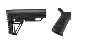 Delta Deals Stock and Pistol Grip Furniture Set: Featuring Trinity Force + Guntec
