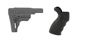 Delta Deals Stock and Pistol Grip Furniture Set: Featuring Leapers + ERGO