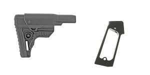Delta Deals Stock and Pistol Grip Furniture Set: Featuring Leapers + JE Machine