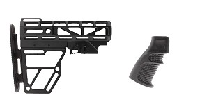 Delta Deals Stock and Pistol Grip Furniture Set: Featuring United Defense + United Defense