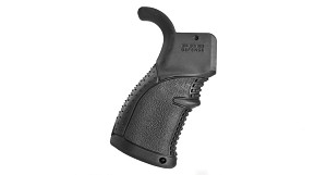 FAB Defense AR-15 AGR43 Rubberized Pistol Grip for M16/M4/AR-15 - Black
